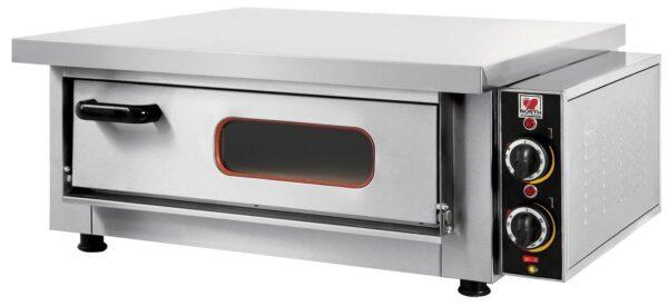 Φούρνος Πίτσας (61 X 61cm ) F65A / 03857 - Geniko Emporio Επαγγελματικός Εξοπλισμός Επιχειρήσεων Εστίασης και Ξενοδοχείων