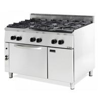 Επαγγελματικές Κουζίνες Ηλεκτρικές - Υγραερίου